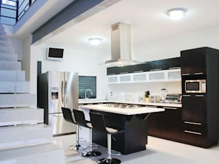 Nomada Design Studio Modern kitchen