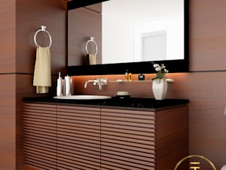 Modern bathroom by Taller 03 Modern