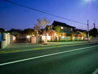 街道の家: 株式会社 中村建築設計事務所が手掛けた家です。