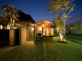 街道の家 モダンな 家 の 株式会社 中村建築設計事務所 モダン