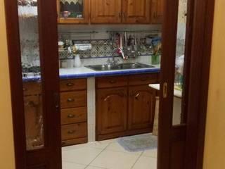 Lavori svolti: Cucina in stile in stile Moderno di Impresa Edile Allegretti Ernesto
