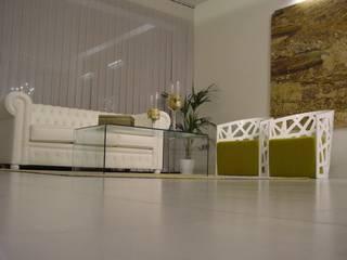 EPG-Arquitécnico Livings de estilo moderno