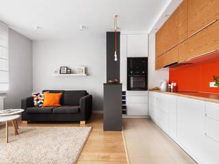 Кухня в стиле модерн от Lidia Sarad Модерн