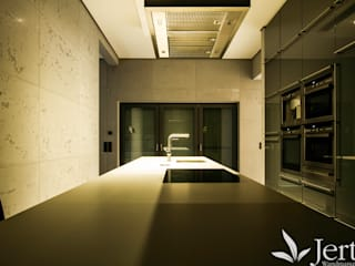 Modern kitchen by Wandmanufaktur Modern