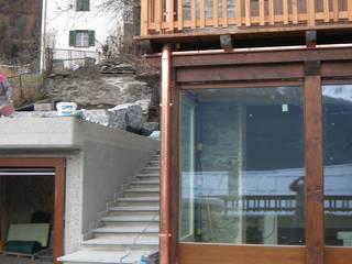 Puertas y ventanas modernas de Studio Zazzi Moderno