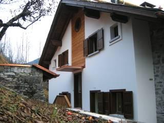 Nowoczesne domy od Studio Zazzi Nowoczesny