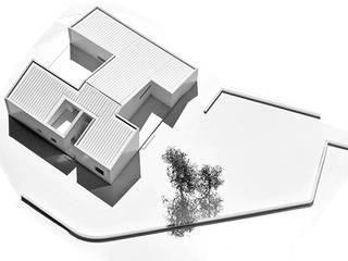 AM3: Case in stile in stile Moderno di AM3 Architetti Associati
