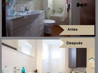 Fotos antes y después de Grupo Revive