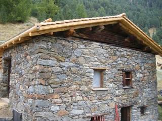 Wiejskie domy od Studio Zazzi Wiejski