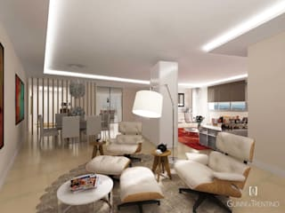 Salas de estar  por GUNNI & TRENTINO