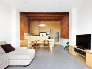 Soggiorno in stile  di Vallribera Arquitectes
