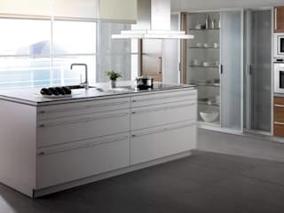 Classic style kitchen by cinco sentidos Classic