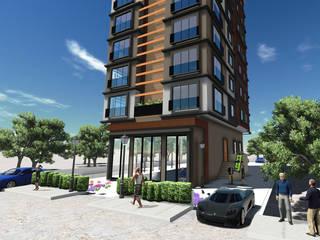 Caddebostan Konut Projesi Anatolia System Mimarlık