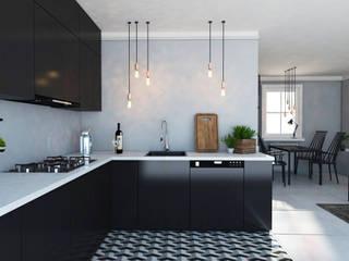 Cozinhas clássicas por FOORMA Pracownia Architektury Wnętrz Clássico