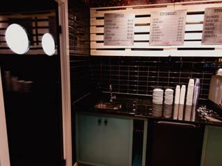 QUIERO CAFE Espaços gastronômicos ecléticos por ND HAUS Eclético