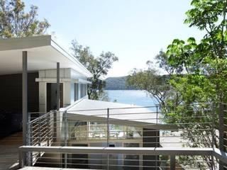 Avalon House Nowoczesne domy od Greg Natale Design Nowoczesny