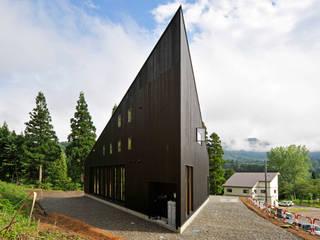オーストラリア・ハウス: 山本想太郎設計アトリエが手掛けた家です。