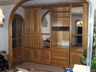 Мебельная мастерская Александра Воробьева Living roomCupboards & sideboards Wood