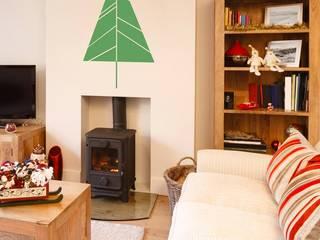 Christmas tree decal decoration wall sticker Vinyl Impression Walls & flooringWall tattoos