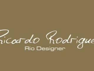 Varandas do Mar Salas de estar modernas por Ricardo Rodrigues - Rio Designer Moderno