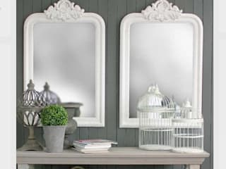Double mirror style to copy de Mirrors by Ottilie Escandinavo