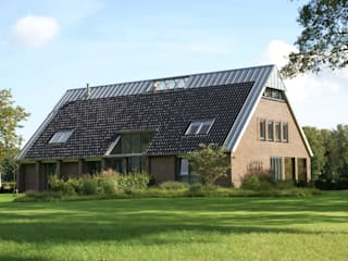 architektengroep roderveld Country style house