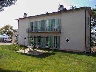 Modern Evler STUDIO GUERRI Modern