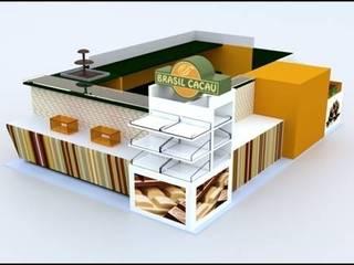 LOJAS CHOCOLATES BRASIL CACAU - LAYOUT 2 por ACP ARQUITETURA