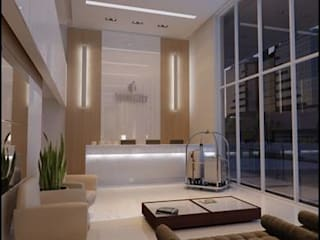 HOTEL INTERCITY - DUO CONCEPT PORTO ALEGRE por ACP ARQUITETURA