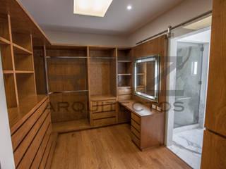 Closets  por RTZ-Arquitectos