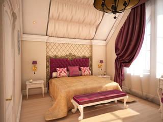 Kamar Tidur Klasik Oleh Solo Design Studio Klasik