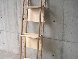 LADDER RACK - Single abode Co., Ltd. Living roomShelves