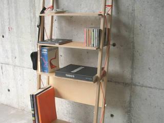 LADDER RACK - Double abode Co., Ltd. Living roomShelves