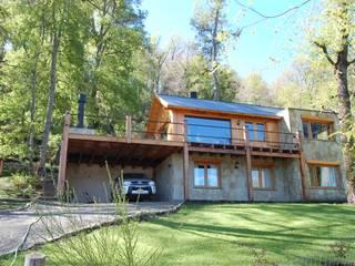 Rumah Klasik Oleh Aguirre Arquitectura Patagonica Klasik