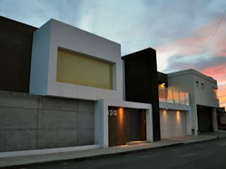 Modern home by fc3arquitectura Modern