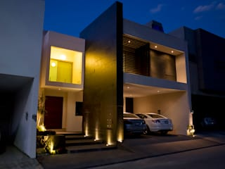 fc3arquitectura Modern houses