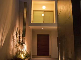 現代房屋設計點子、靈感 & 圖片 根據 fc3arquitectura 現代風