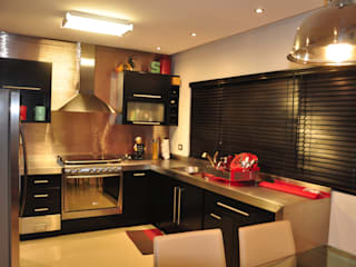 Modern Kitchen by fc3arquitectura Modern