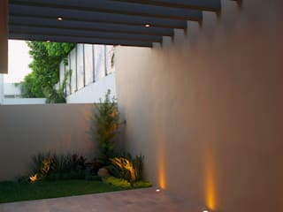 fc3arquitectura Modern walls & floors Pottery