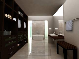 fc3arquitectura Modern dressing room