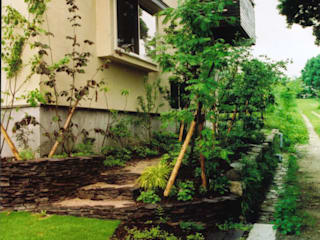 Moderne Häuser von 株式会社 atelier waon Modern