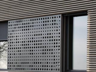 MFH Hägendorf:  Häuser von A+P Architektur und Planung GmbH