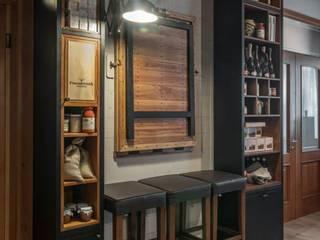 餐廳 by Spazio progetto professionisti associati