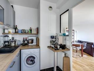Decorexpat Modern kitchen Grey