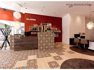 Mediterranean style offices & stores by Articima Mediterranean
