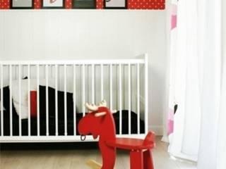 Scandinavische kinderkamers van Sałata-Pracownia Architektury Wnętrz Scandinavisch