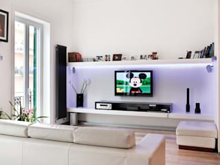 Modern living room by Maria Eliana Madonia Architetto Modern