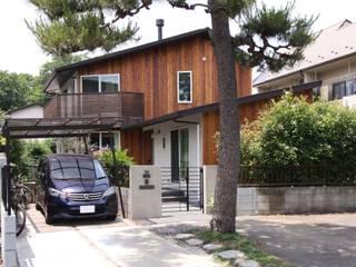 アトリエグローカル一級建築士事務所 Country style house