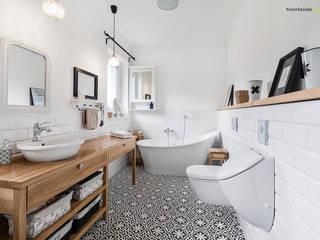 Phòng tắm by PracowniaPolka