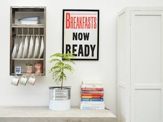 de estilo industrial por The Plate Rack , Industrial